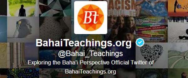 Learn about world religion top twitter feeds explore the bahai perspective from this twitter feed or the great blog the bahai faith invites everyone to take part in lofty spiritual principles fandeluxe Choice Image