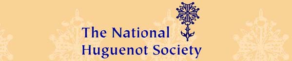 TheNationalHuguenotSociety