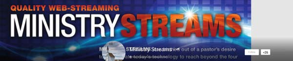 MinistryStreams