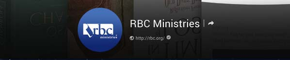 RBCMinistries